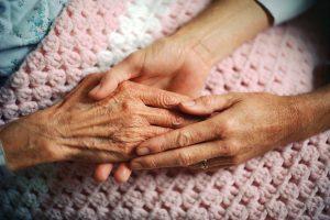 caring hand